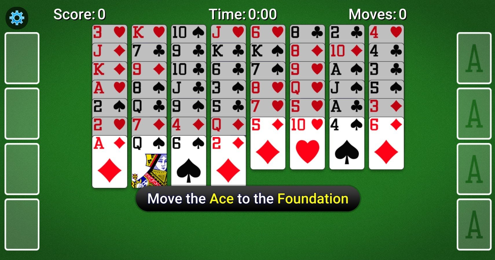 solitaire game for android phone