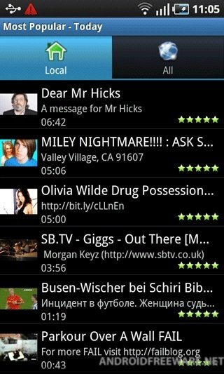 FREEdi YouTube Downloader Android image 4