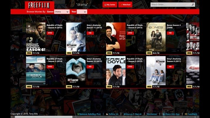 free tv shows download online