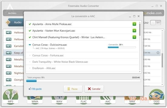 download freemake audio converter