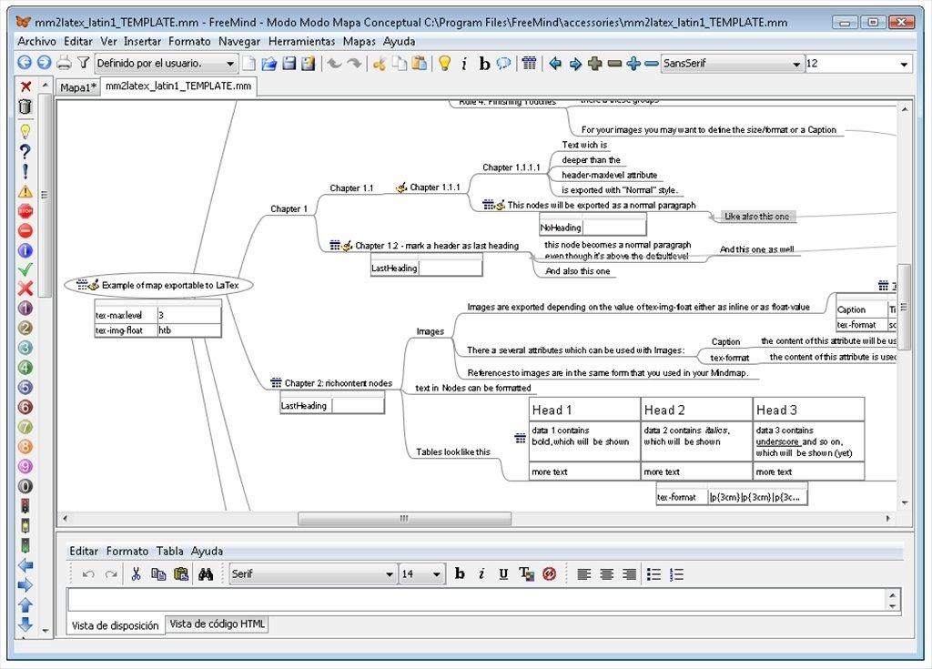 logiciel freemind gratuitement