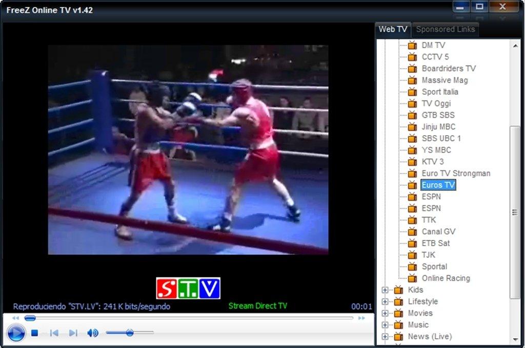 FREEZ ONLINE TV TÉLÉCHARGER
