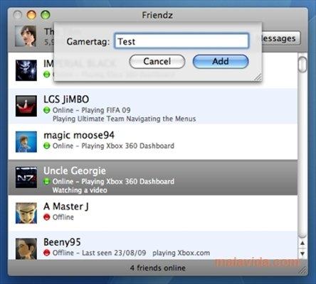 Friendz Mac image 3