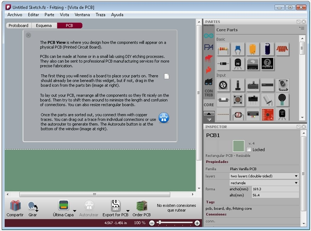 Download Fritzing 0.9.3b Beta for PC - Free