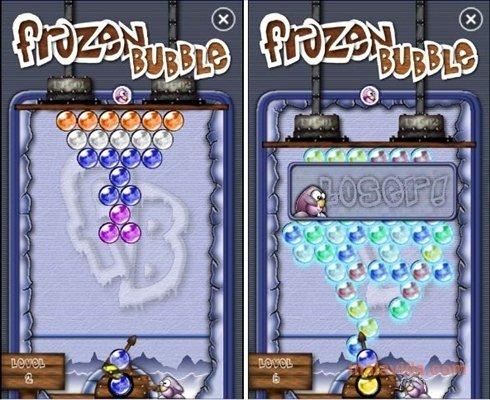 Frozen Bubble image 4