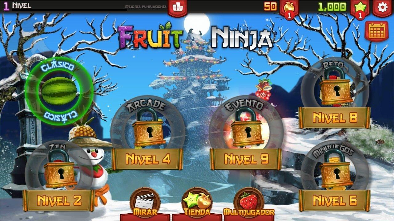 Fruit Ninja Free Android image 7