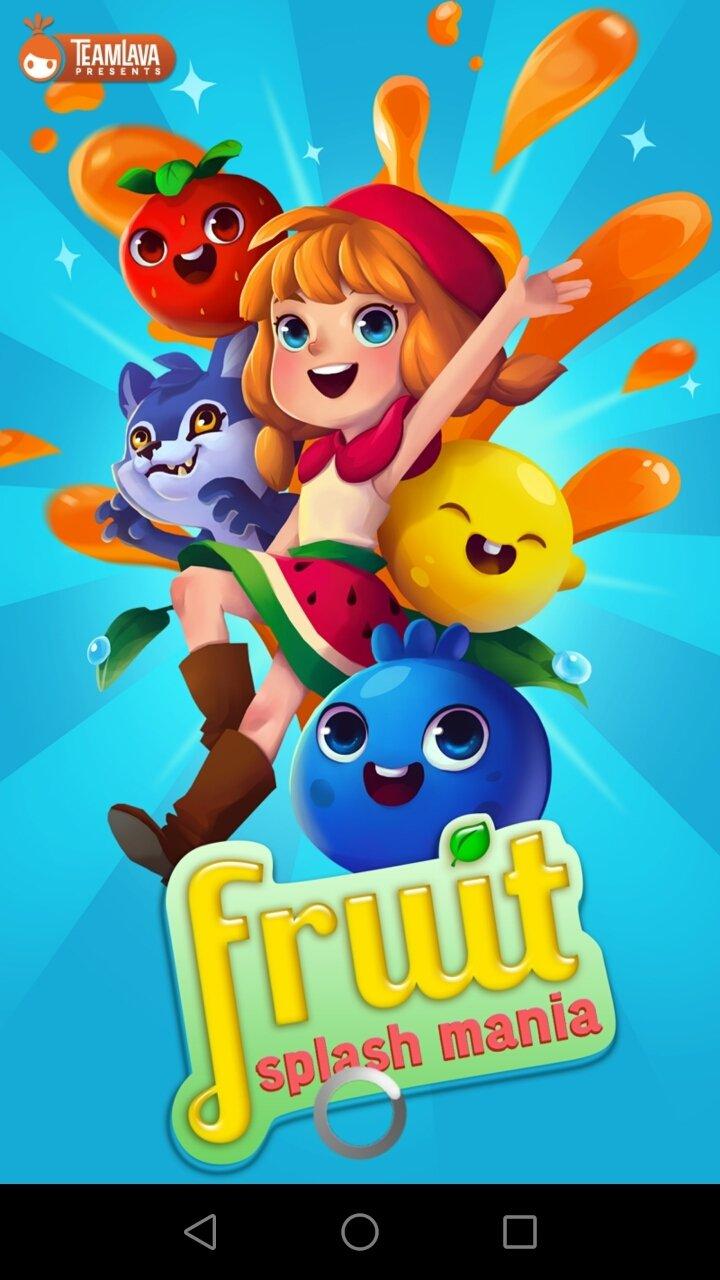 Fruit Splash Mania Android image 7