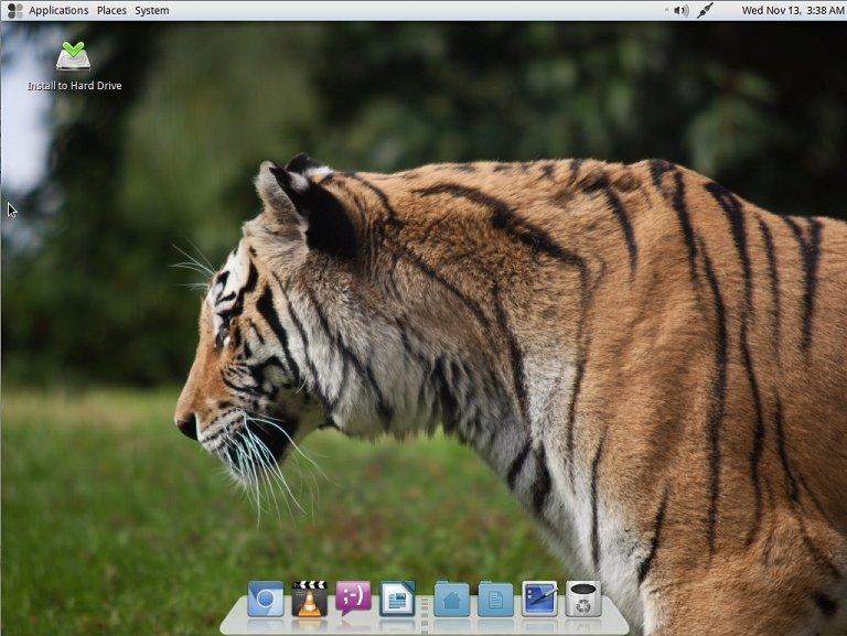 Fuduntu Linux image 5