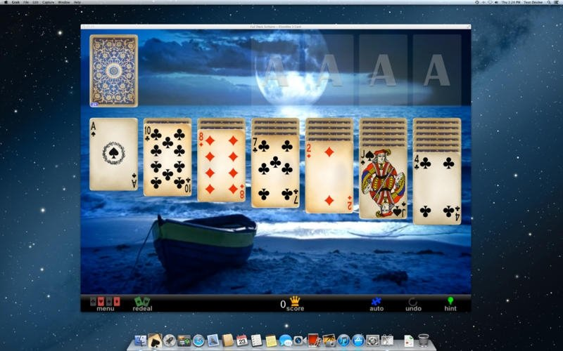 Full Deck Solitaire Mac image 5
