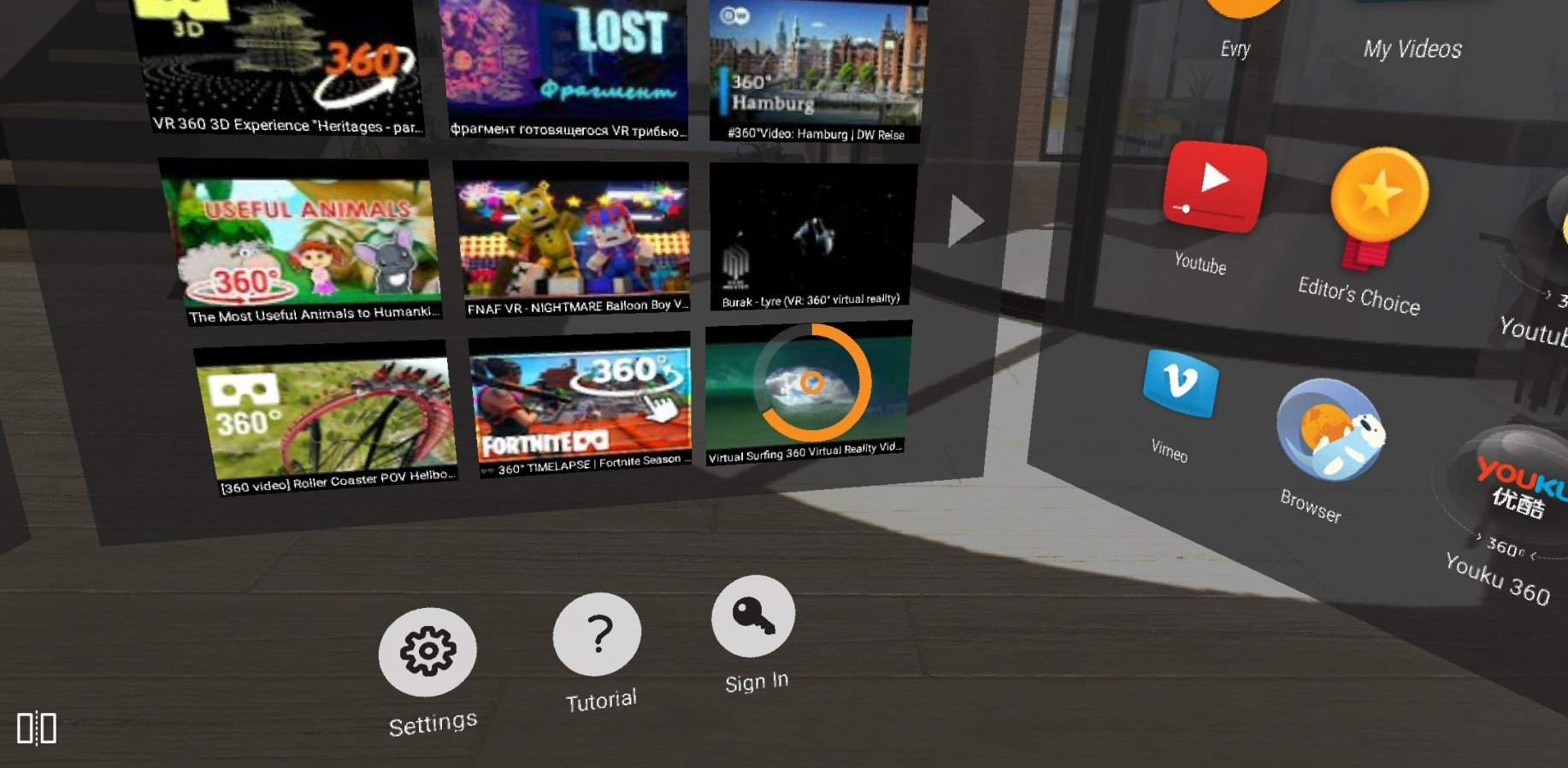 Fulldive VR 4 9 7c - Download for Android APK Free