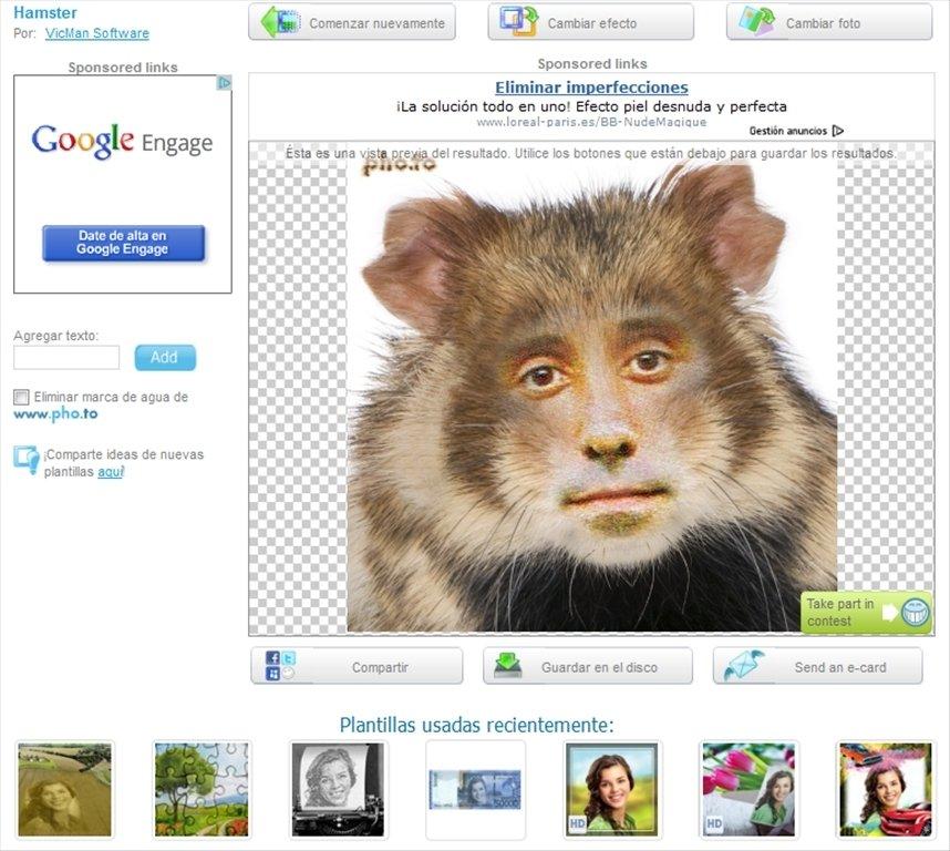 Funny Photo Webapps image 4