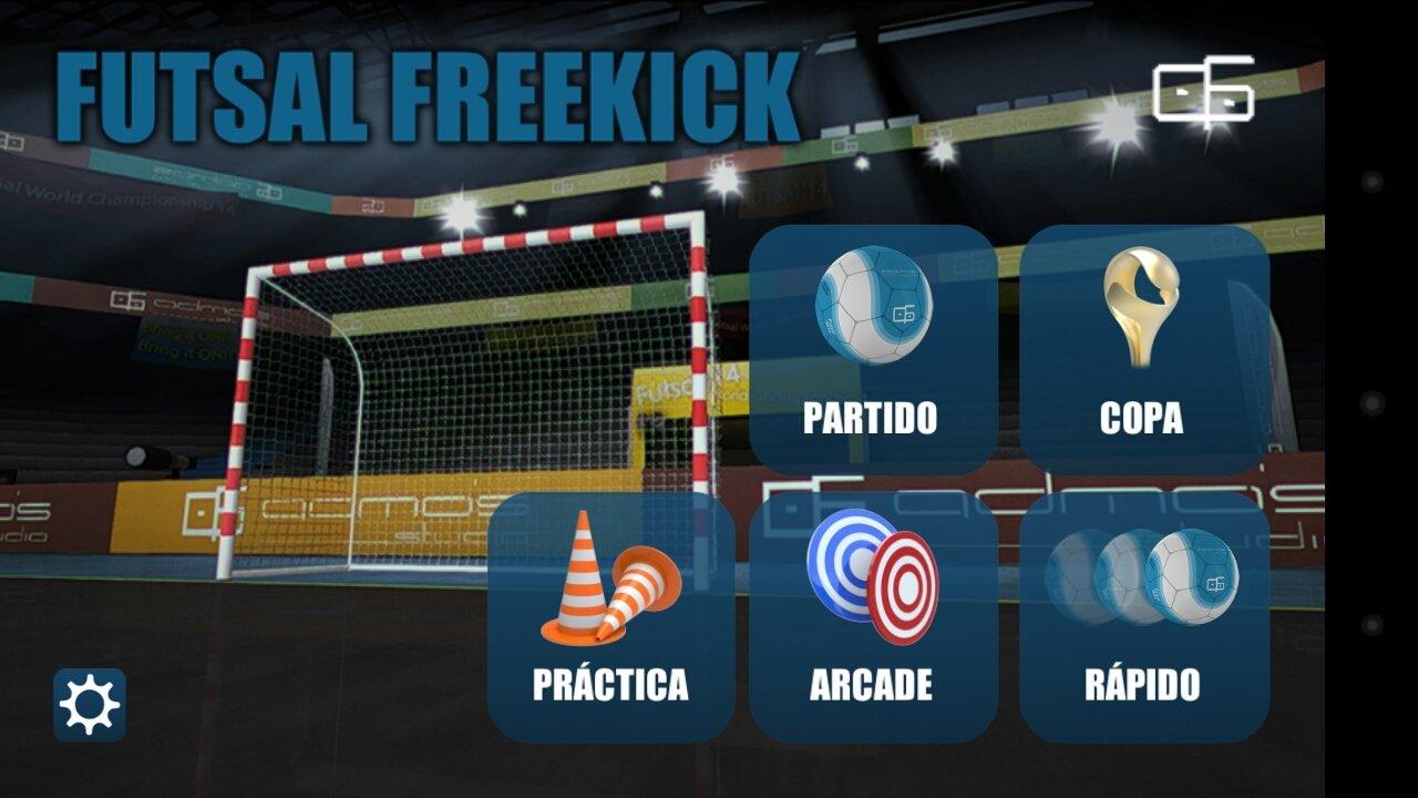 Futsal Freekick 2 1 2 Descargar Para Android Apk Gratis