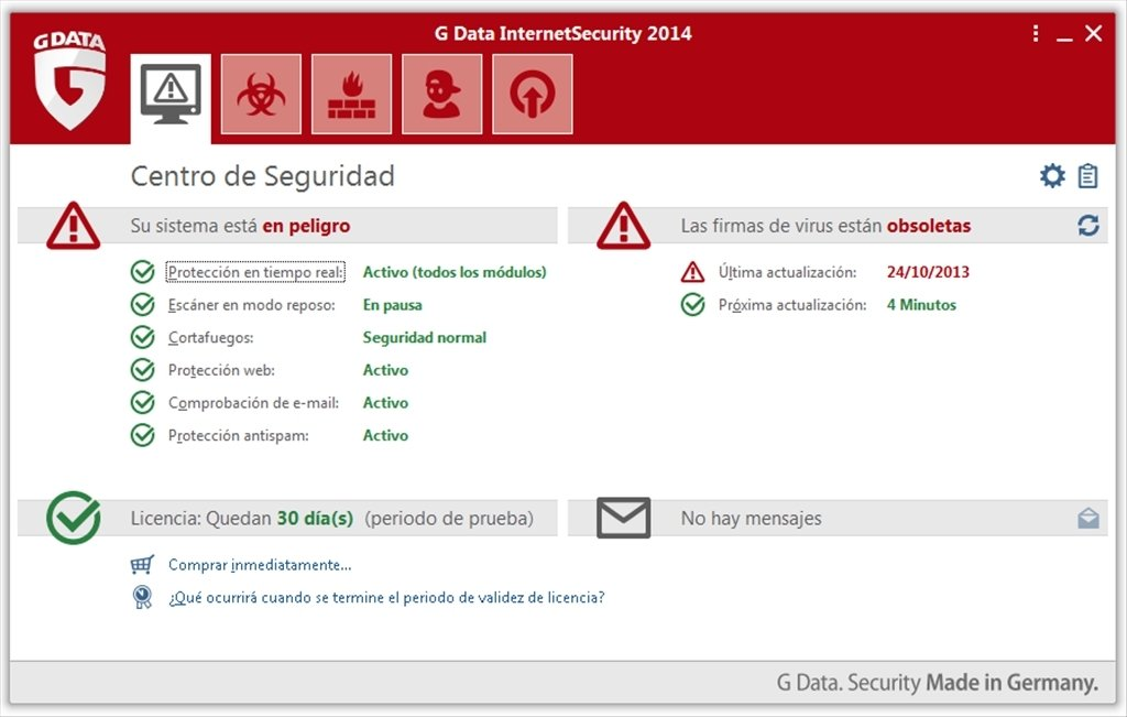 G Data InternetSecurity image 8