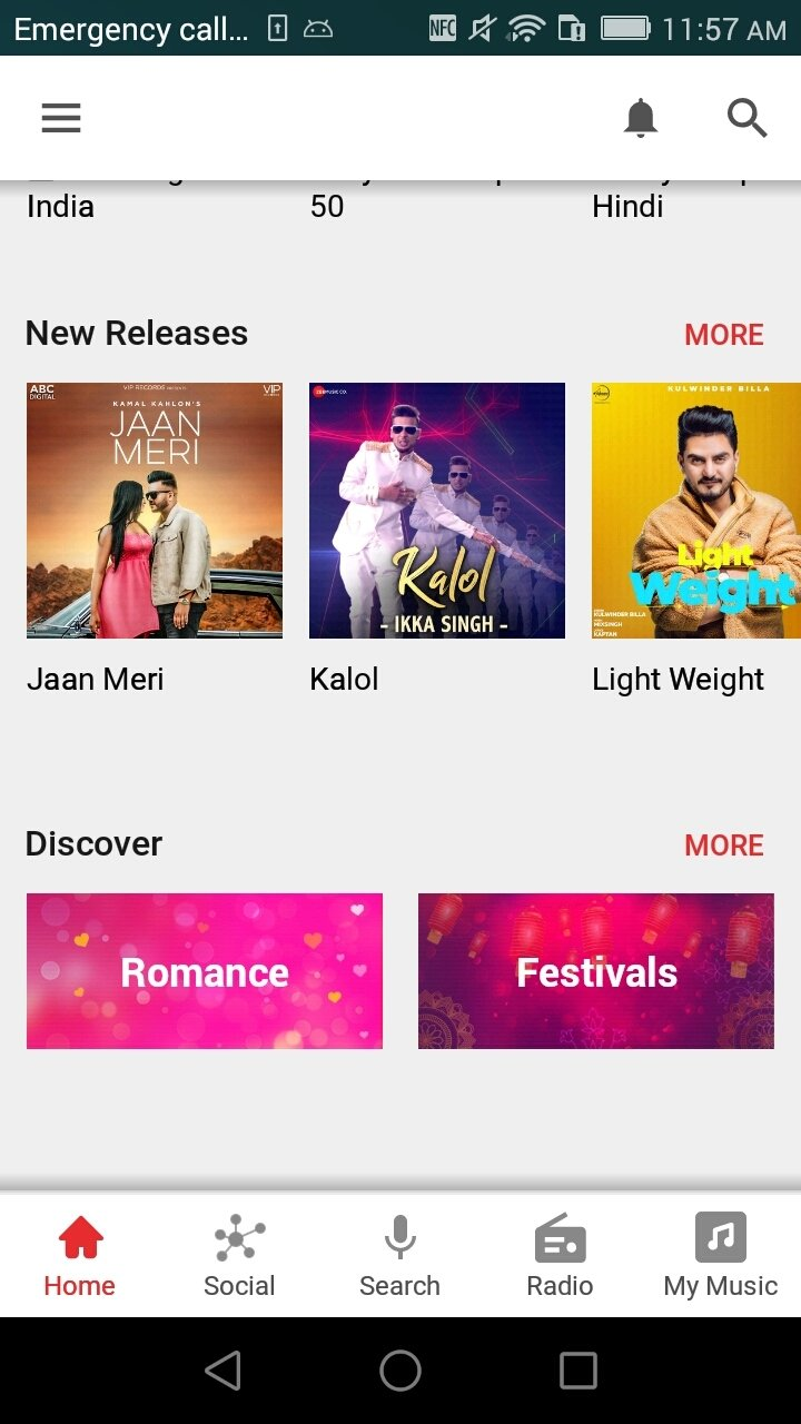 Gaana Music 8 0 8 - Download for Android APK Free