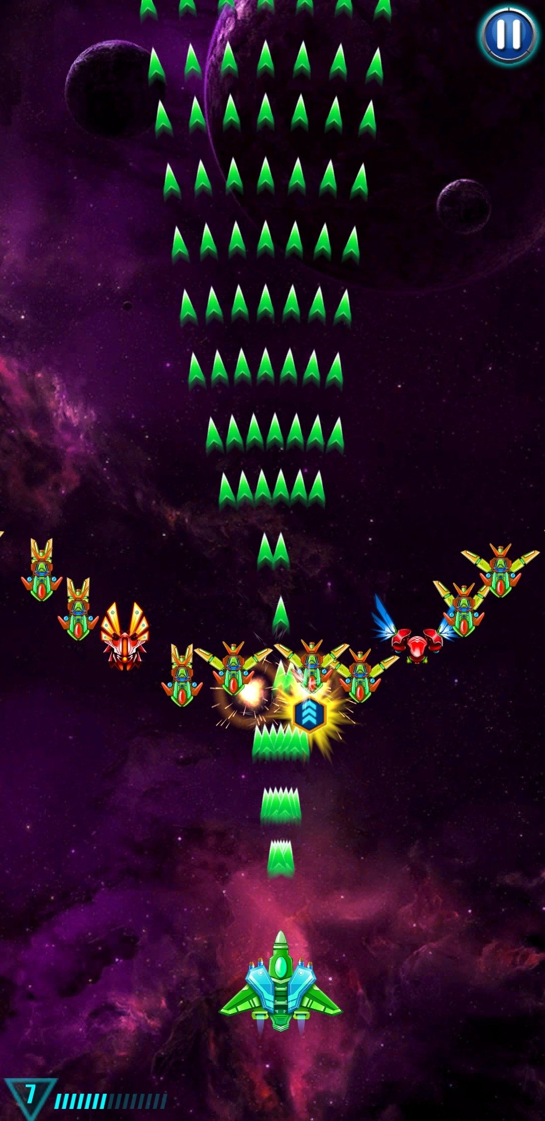 Galaxy Attack: Alien Shooter 8 05 - Download for Android APK Free