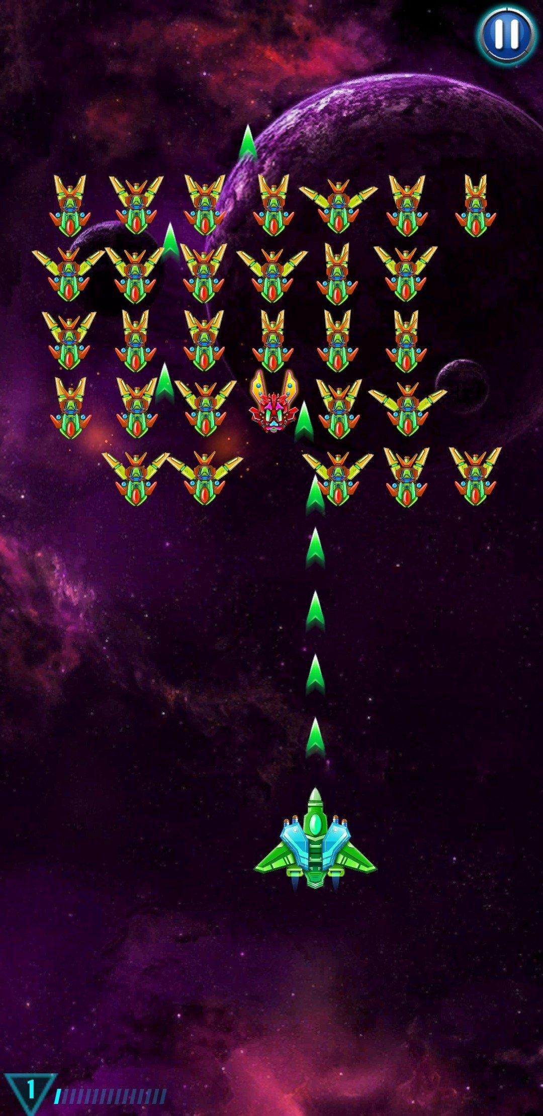 alien shooter hack version apk