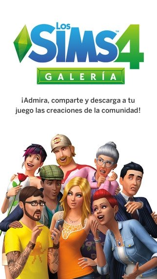 The Sims 4 Gallery iPhone image 5