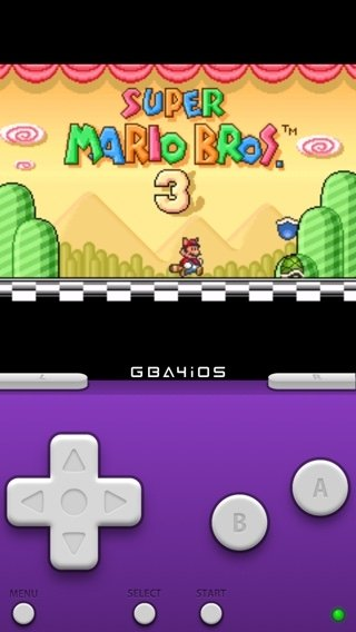 Game Boy Advance GBA - Download for iPhone Free