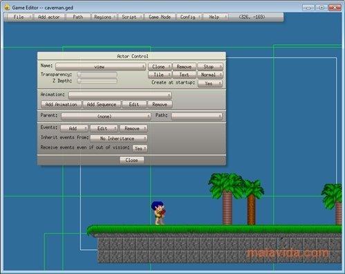Game Editor image 4