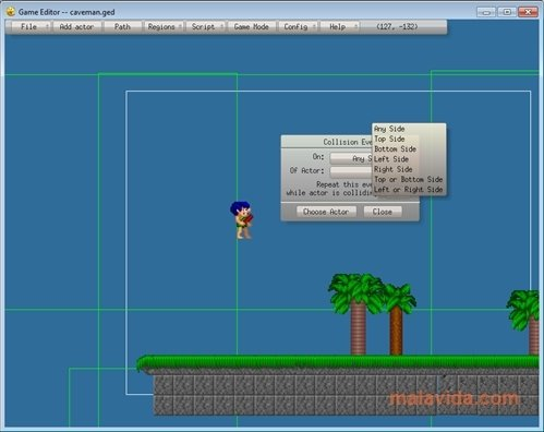 Game Editor - Editor de Jogos