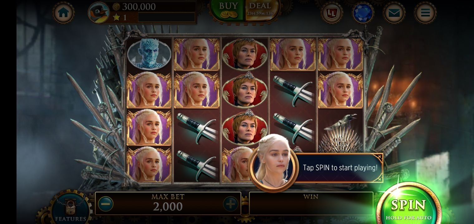 Game Of Thrones Slot Machine App