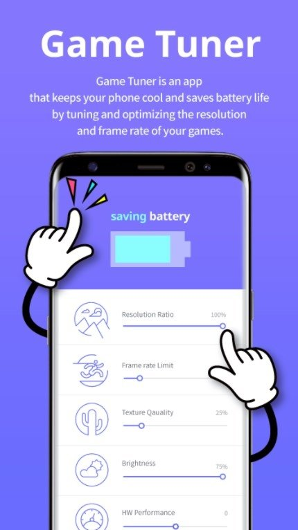 Game Tuner Android image 7