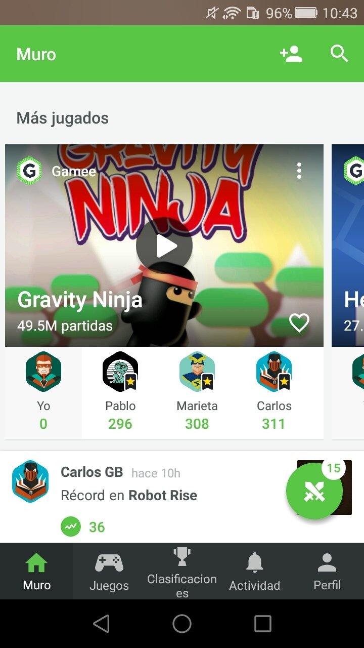 GAMEE - Play 100 free games 2 3 6 - Download for Android APK Free