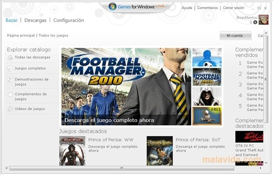 Games for Windows 3.5.00.50.0