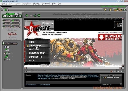 GameSpy Arcade image 7