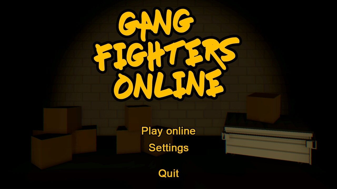 Gang Fighters Online Android image 3