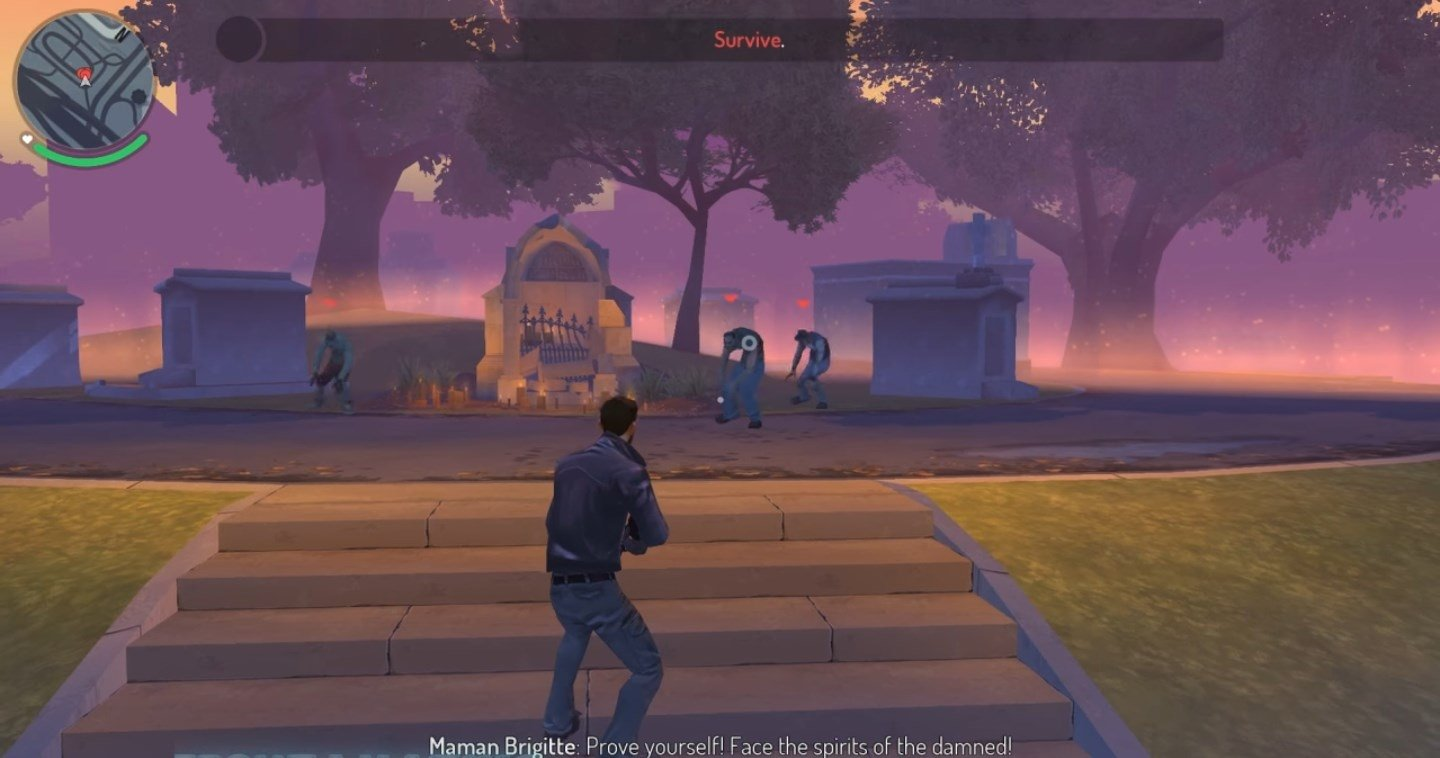 Gangstar New Orleans: Open World 1 5 5e - Download for PC Free