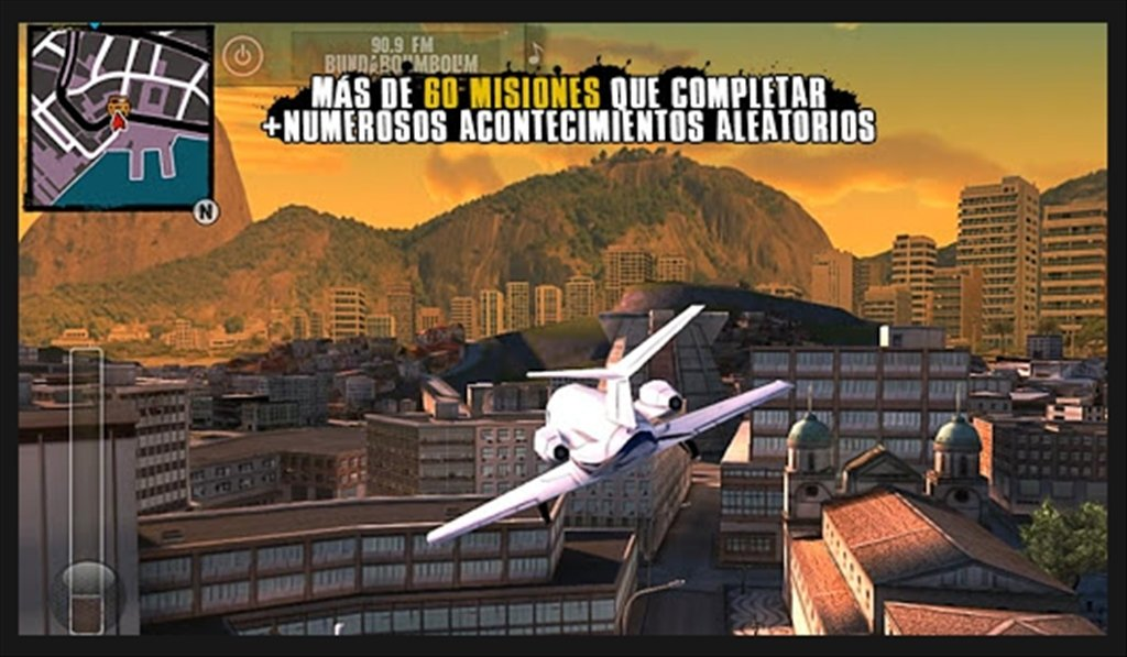 Gangstar Rio: City of Saints 1 2 1g - Download for Android Free