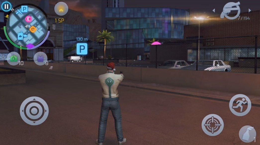 Gangstar Vegas Android image 5