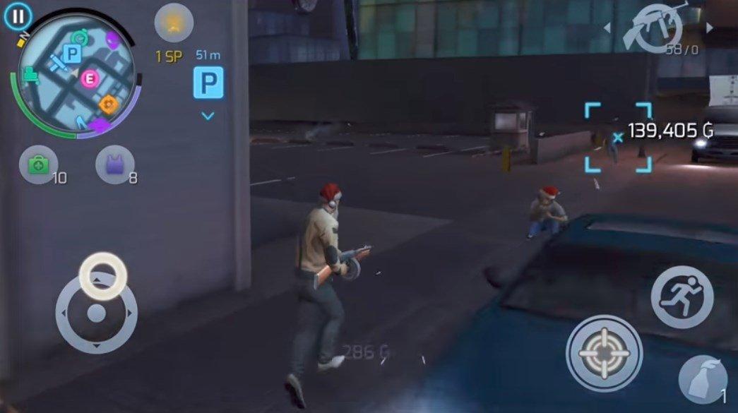gangstar vegas mod apk android 1