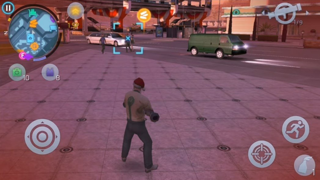 Gangstar vegas mod [apk+data] | download free android games youtube.