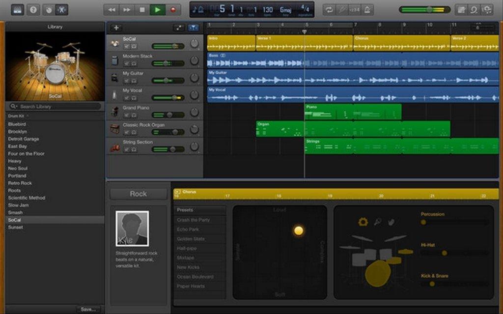 GarageBand Mac image 5