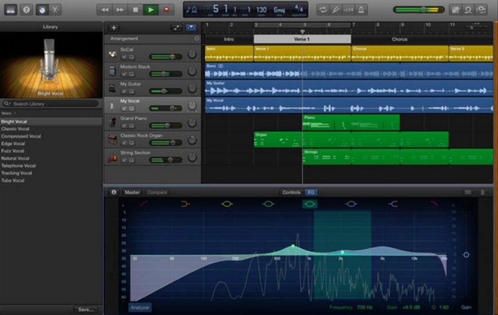 garageband free download for windows 10