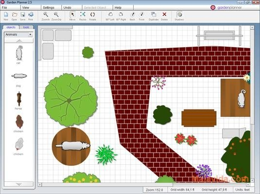 Garden Planner 3.7.3 - Download per PC Gratis