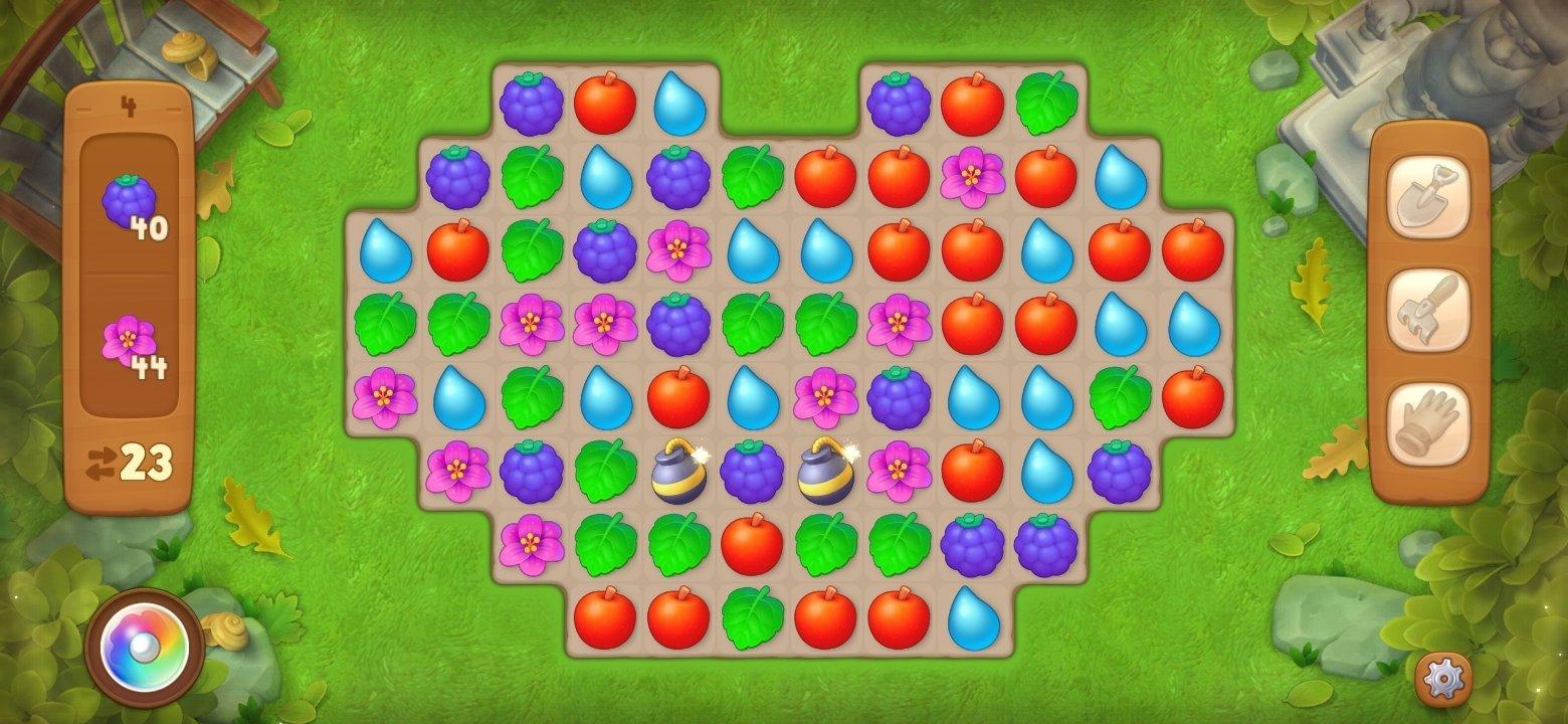 gioco gratis gardenscapes