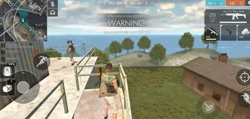 app store download free fire
