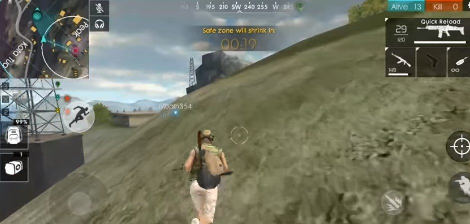 como descargar free fire en pc gratis