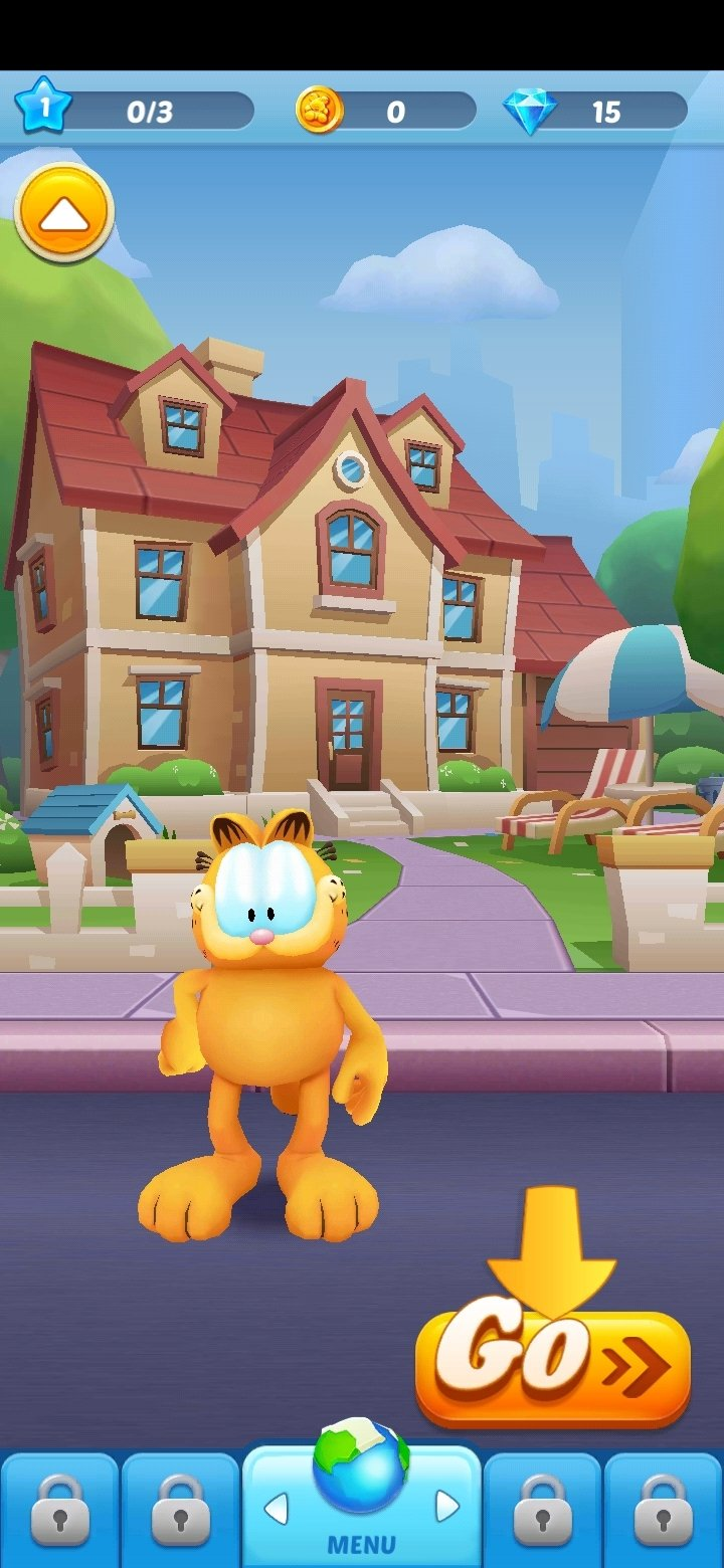 Garfield Rush 3 6 3 Download For Android Apk Free