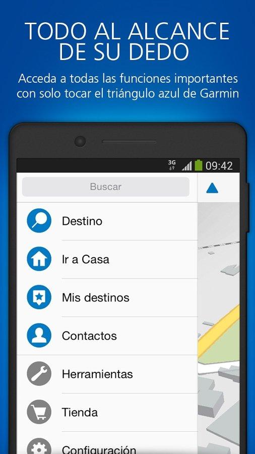 Garmin víago Android image 5