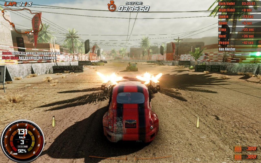ss Gas Guzzlers Combat Carnage