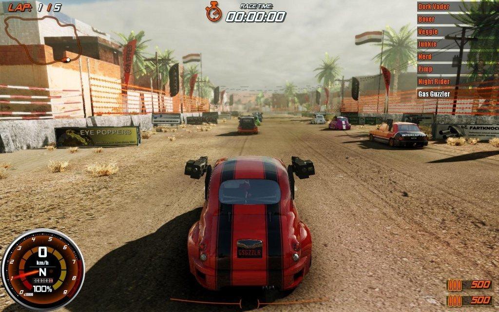 public car game