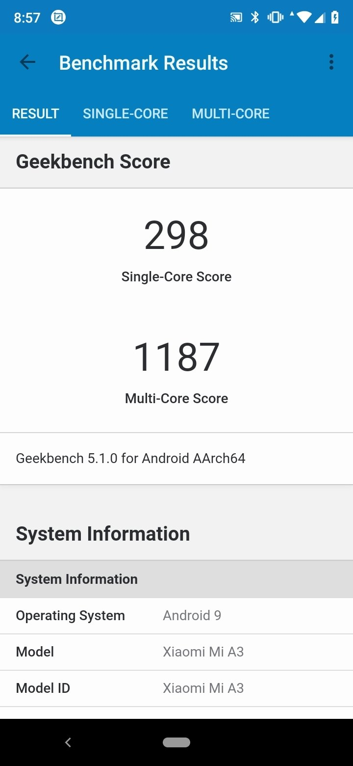 Geekbench Android image 8