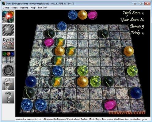 Gems 3D 4.00