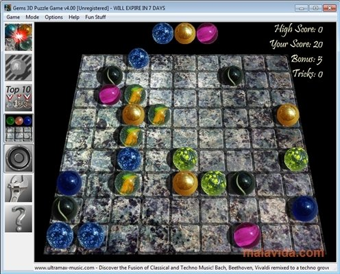 Gems 3D image 4