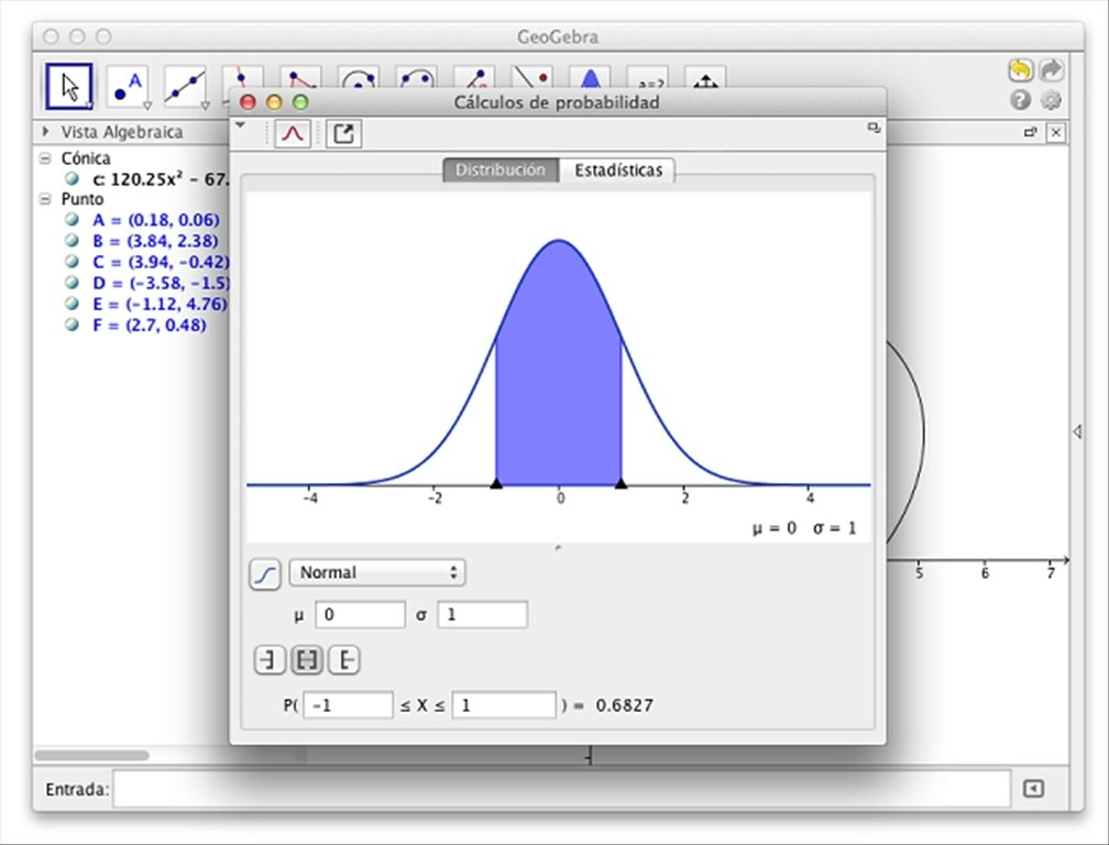 Cabri II Plus, the dynamic math and geometry software ...
