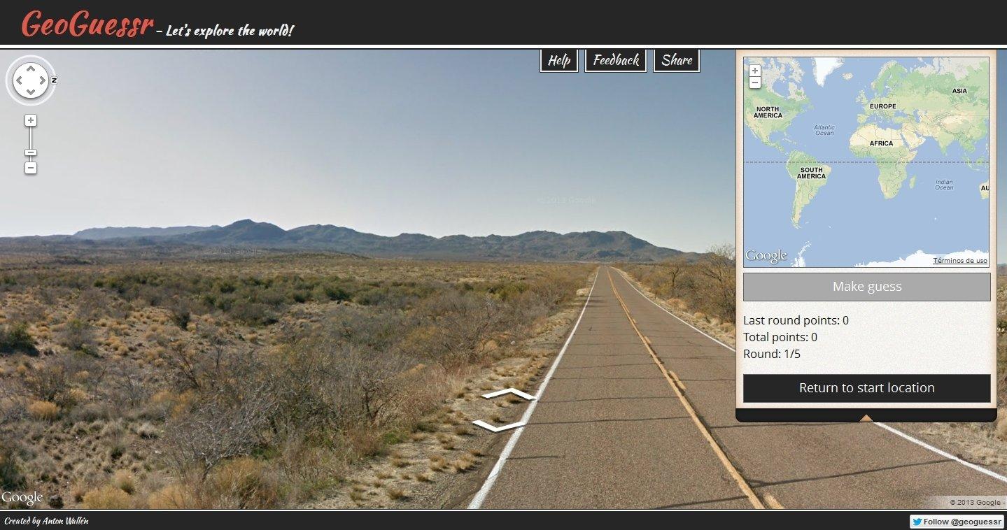 GeoGuessr Webapps image 4
